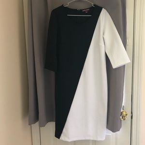 Black and white Jessica London dress, size 12